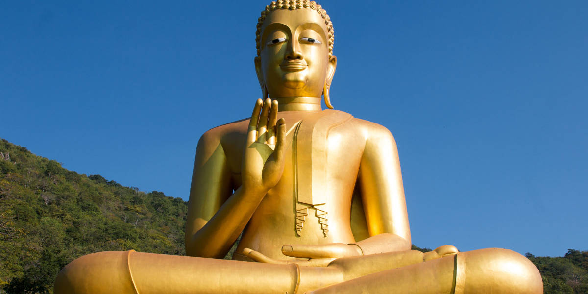 The story of the Golden Buddha