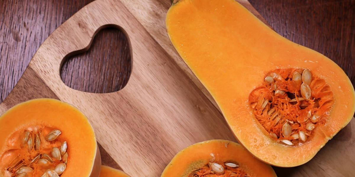 What do you know about organic butternut squashes?